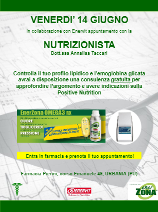 GIORNATA NUTRIZIONISTA ENERVIT